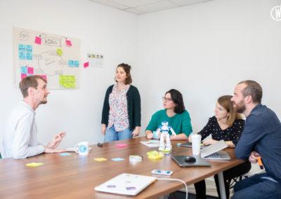Inclusion numérique : la mobilisation de WeTechCare pendant le Covid