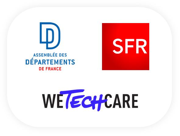 Logos ADF SFR WTC