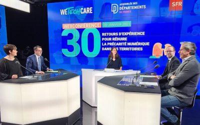 30 retours d'expérience pour réduire la précarité numérique dans les territoires