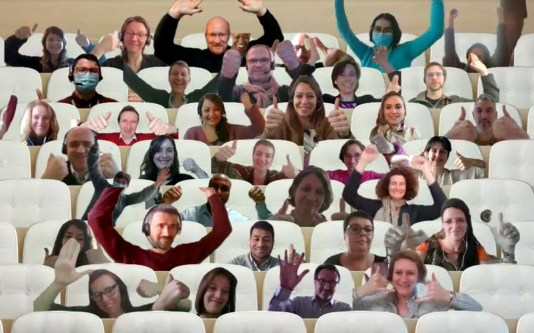 Hackathon Thales pour WeTechCare : Quand l'intelligence collective fait avancer l'inclusion numérique