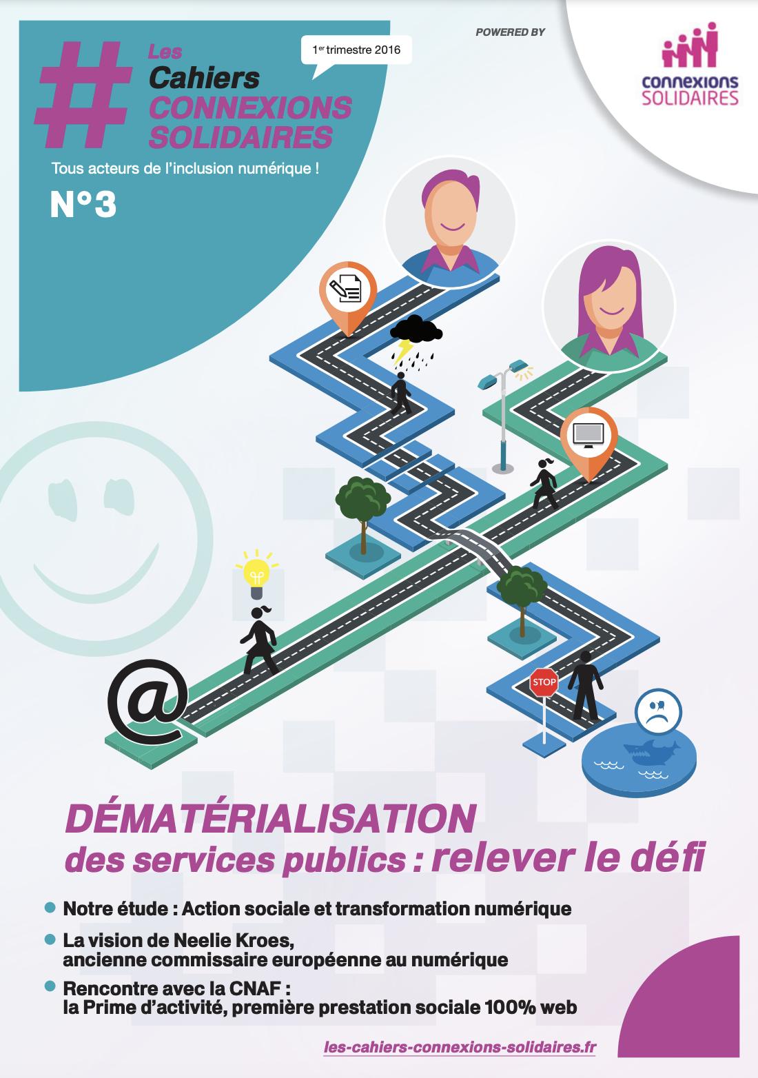 Dématérialisation des services publics : relever le défi